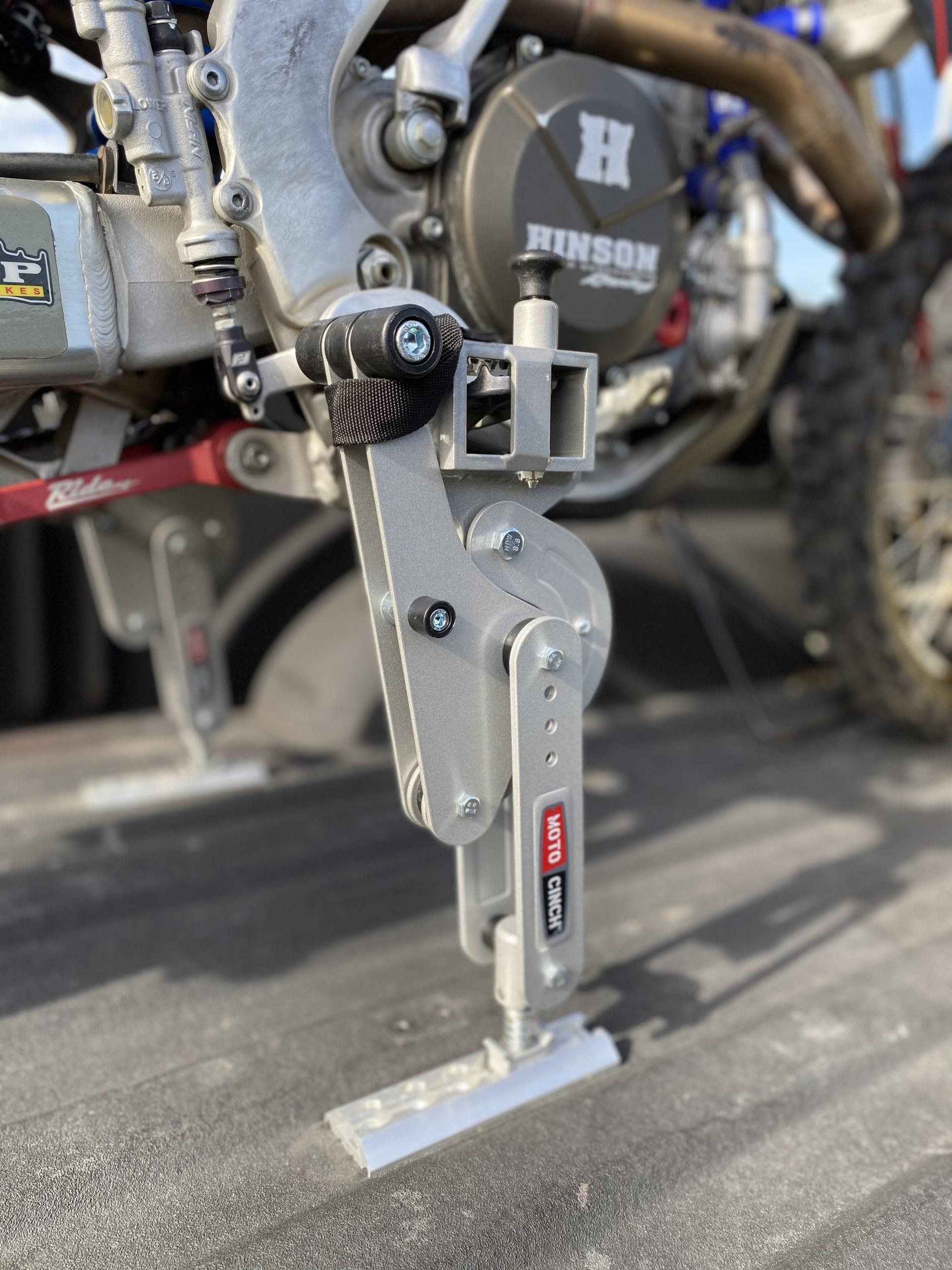 Moto Cinch Mx moto transport system